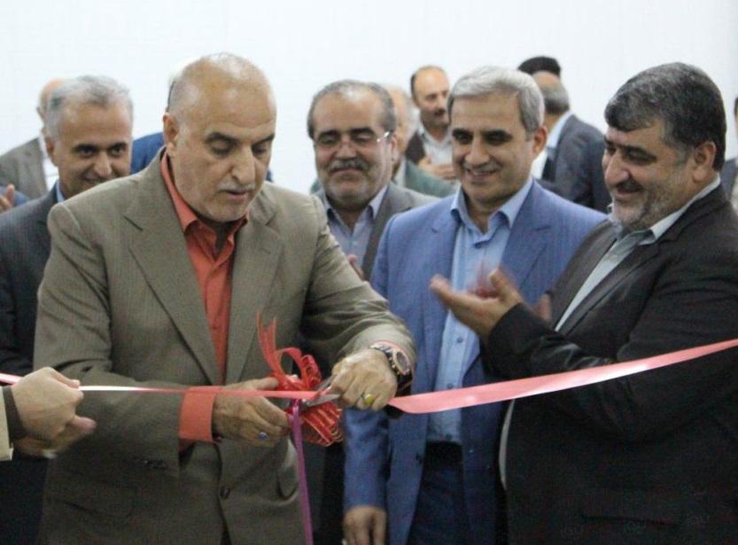 بزرگترین سردخانه و مرکز تخصصی فرآوری آبزیان استان گیلان در خمام افتتاح شد