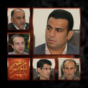 خمام - مهدی عاشوری بهعنوان رئیس جدید شورای شهر خمام انتخاب شد