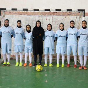 خمام - تیم فوتسال بانوان خمام تیم یادگار امام رشت را با نتیجهی ۱۲ بر ۰ مغلوب کرد