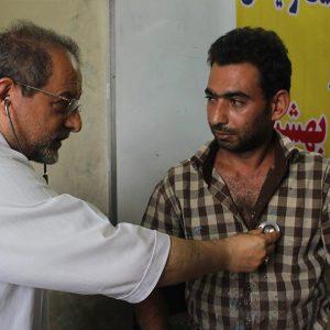خمام - طرح ویزیت رایگان در روستای اشکیک اجرا شد