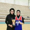 تیم امید گیلان به قهرمانی رقابتهای سطح B بسکتبال امیدهای بانوان کشور دست یافت / گیلان به سطح A صعود کرد