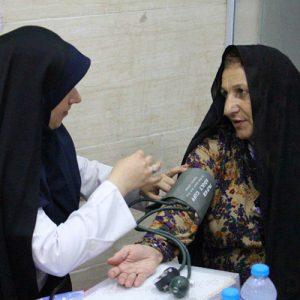 خمام - طرح ویزیت رایگان در مسجد جامع خمام اجرا شد
