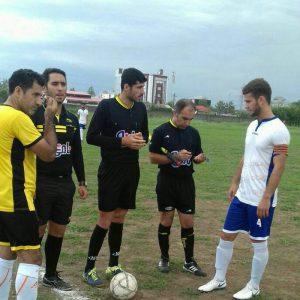 خمام - ملوان جوان رشت ۴ بر ۰ تیم شهرداری ماسال را در هفتهی نخست لیگ برتر بزرگسالان گیلان بدرقه کرد