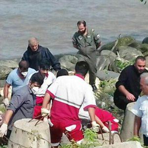 خمام - جسد جوان خمامی پساز ۶ روز در رامسر پیدا شد