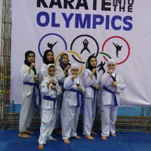 خمام - تیم باشگاه فرهنگ در رقابتهای تکواندوی بانوان شهرستان رشت به ۷ مدال طلا دست یافت