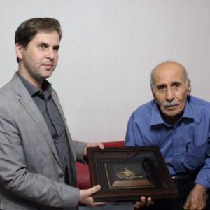 خمام - مراسم نکوداشت تیمور گرگین در رشت برگزار خواهد شد