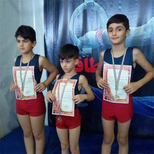 خمام - ژیمناستیککاران خمامی در رقابتهای قهرمانی استان زنجان به ۳ مدال طلا دست یافتند