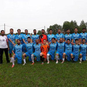 خمام - تیم شهید فانی با نتیجه ۲ بر ۰ تیم صیاد شاقاچی را پشت سر گذاشت
