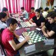 تیم جوانان شهرداری خمام تیم کانون شطرنج آموزش و پرورش انزلی را شکست داد