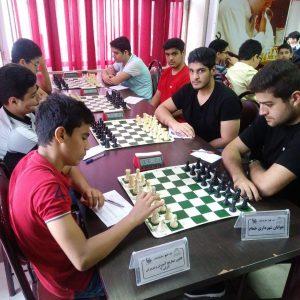 خمام - تیم جوانان شهرداری خمام تیم کانون شطرنج آموزش و پرورش انزلی را شکست داد