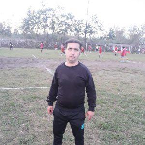 خمام - رضا محمدیانی به عنوان سرمربی جدید تیم فوتبال نوجوانان شهرداری خمام منصوب شد