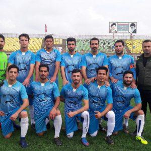خمام - تیم شهید فانی با نتیجهی ۳ بر ۱ پارسدراک رشت را شکست داد