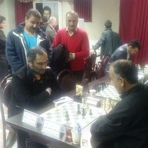 خمام - ۱ پیروزی و ۱ شکست، حاصل تلاش تیمهای خمامی در رقابتهای لیگ برتر و لیگ دسته اول شطرنج گیلان
