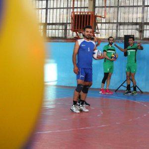 خمام - رضا گلپور به تیم والیبال کوچصفهان پیوست