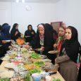 خمام - جشنواره غذای محلی و سالم در مرزدشت برگزار شد