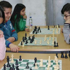 خمام - علی علیمحمدینژاد به قهرمانی رقابتهای شطرنج زیر ۱۶ سال بخش خمام دست یافت
