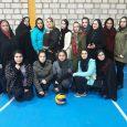 تیم فرهنگ خمام در رقابتهای چندجانبه والیبال بانوان بندرانزلی به مقام سوم دست یافت