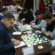 تیم شطرنج جوانان شهرداری خمام در مقابل تیم کارکنان منطقه آزاد انزلی به تساوی دست یافت