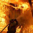 آتشسوزی در خمام ۱ مصدوم برجای گذاشت