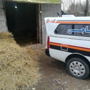 خمام - جسد مردی ۶۴ ساله در انبار خانهاش کشف شد
