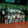 تیم باشگاه الهی به قهرمانی رقابتهای تکواندوی روستازادگان شهرستان رشت دست یافت