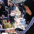 بازارچه کارآفرینی و دستسازههای دانشآموزی برپا شد