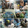 اولین محموله کمکهای مردمی برای کمک به سیلزدگان ارسال شد