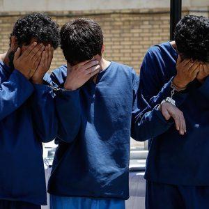 خمام - باند زورگیران کرجی در خمام دستگیر شدند