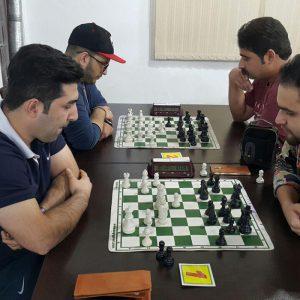 خمام - پوریا اقدام به قهرمانی رقابتهای شطرنج سریع ریتد باشگاه نخبگان دست یافت
