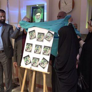 خمام - از مستند «بابا حبیب» در رشت رونمایی شد