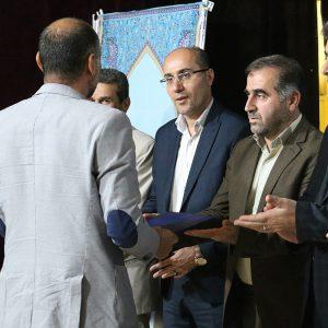 خمام - از ۳۹ معلم برتر و فرهنگی بازنشسته تقدیر شد