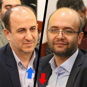 خمام - مهرداد یزدانی بهعنوان رییس جدید حوزه قضایی خمام معارفه شد
