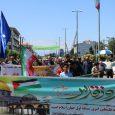 راهپیمایی روز جهانی قدس در خمام برگزار شد