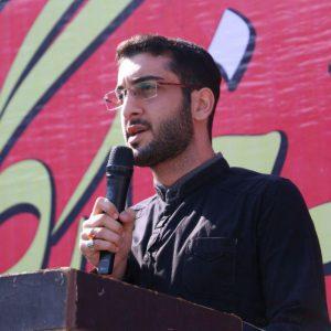 خمام - کسب مقام دوم ادیب صادقی در مسابقات دانشجویی قرآن کریم استان گیلان