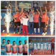 قهرمانی دو تیم مرکز کامپیوتر ایران و متین ساغریسازان در ردههای آزاد و پیشکسوتان فوتبال گل کوچک خمام