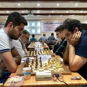 خمام - نایبقهرمانی امیررضا پوررمضانعلی در رقابتهای شطرنج غرب آسیا