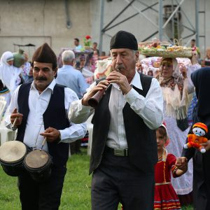 خمام - جشنواره محلی «لی» در روستای تیسیه برگزار شد