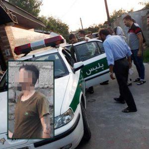 خمام - فردی سابقهدار با اتهام زورگیری و سرقت دستگیر شد