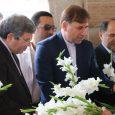 ادای احترام سرپرست وزارت آموزش و پرورش به مقام شامخ شهیدان