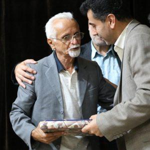 خمام - مراسم گرامیداشت محمد فارسی برگزار شد