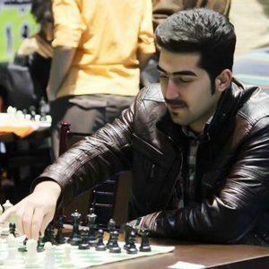 خمام - قهرمانی پوریا اقدام در رقابتهای شطرنج فومن