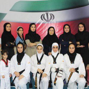 خمام - دختران نوجوان خمامی در رقابتهای تکواندوی استانی به ۳ مدال نقره و ۱ برنز دست یافتند
