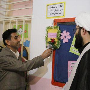 خمام - تحصیل ۸ هزار دانشآموز در ۷۸ واحد آموزشی