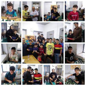 خمام - قهرمانی دانیال نیکخو در رقابتهای شطرنج نوجوانان خمام