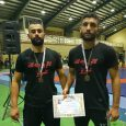 مدال برنز پوریا نژادصفری و بهادر ملائی در رقابتهای قهرمانی کشتی فرنگی بزرگسالان استان گیلان