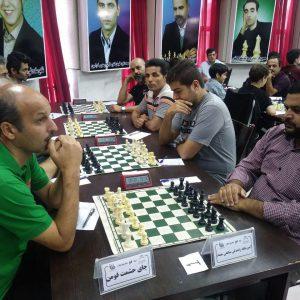 خمام - ۱ تساوی و ۲ شکست، حاصل تلاش تیمهای خمامی در هفته اول از لیگ دسته دوم شطرنج گیلان