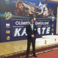 قضاوت علیرضا نوروزی در رقابتهای انتخابی کاراته امیدهای المپیک جمهوری آذربایجان