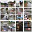 بسیاری از معابر و خیابانهای خمام با کوچکترین بارندگی دچار آبگرفتگی شدید میشود