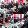 ۳ پیروزی، حاصل تلاش تیمهای خمامی در لیگ دسته دوم شطرنج استان گیلان