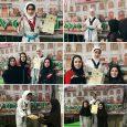دختران خردسال خمامی در رقابتهای تکواندوی استانی به ۵ مدال برنز دست یافتند